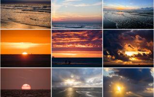 Zeven zonsondergangen